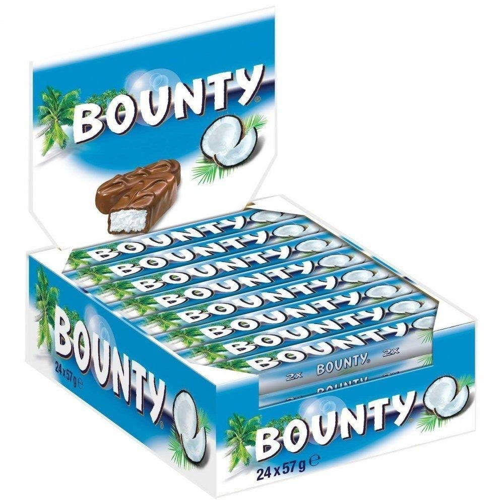 Bounty Chocolate Bar - 57g