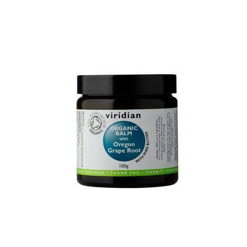 Viridian Oregon Grape Root Organic Balm
