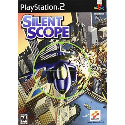 Silent Scope - Playstation 2