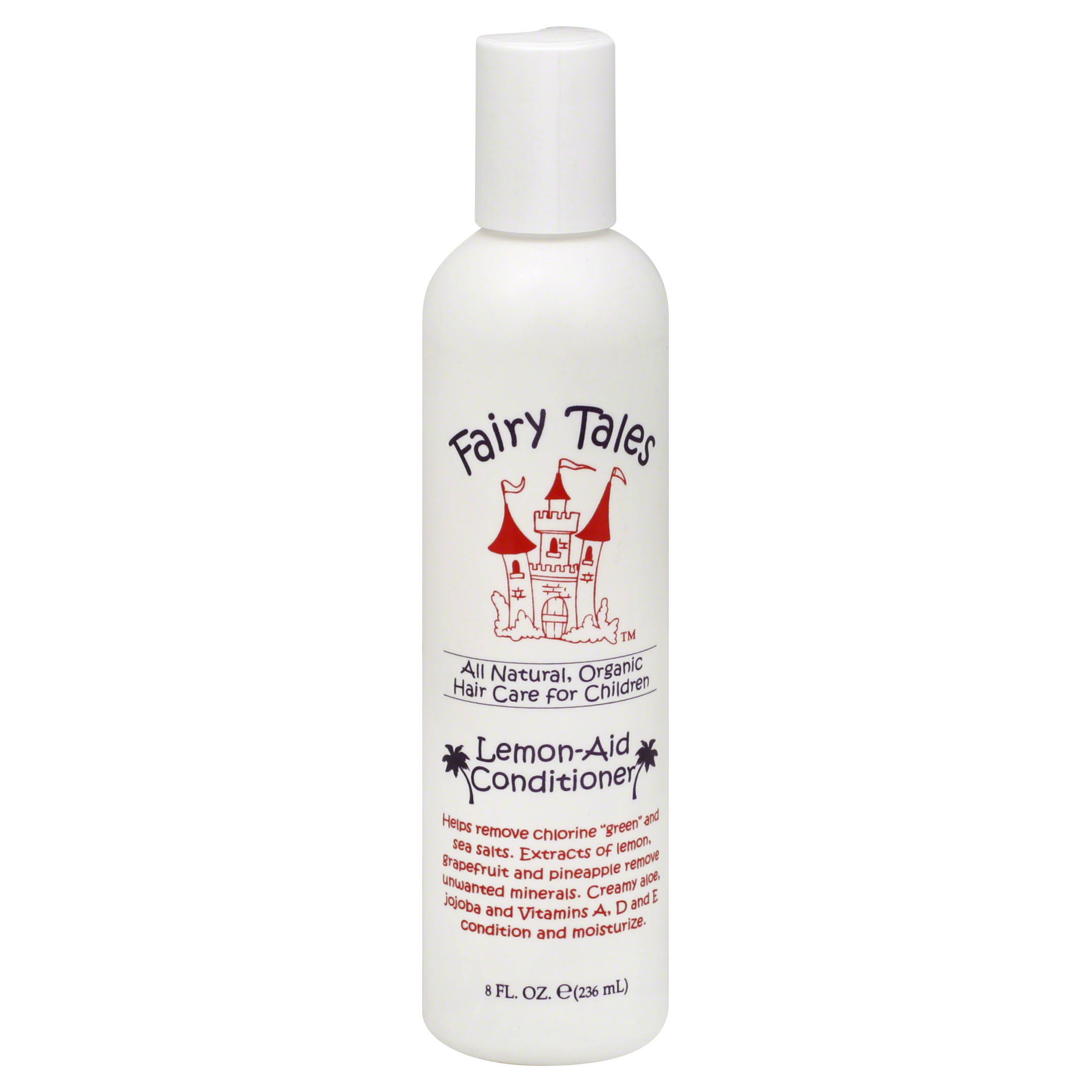 Fairy Tales Kids Conditioner - Lemon-Aid, 8oz