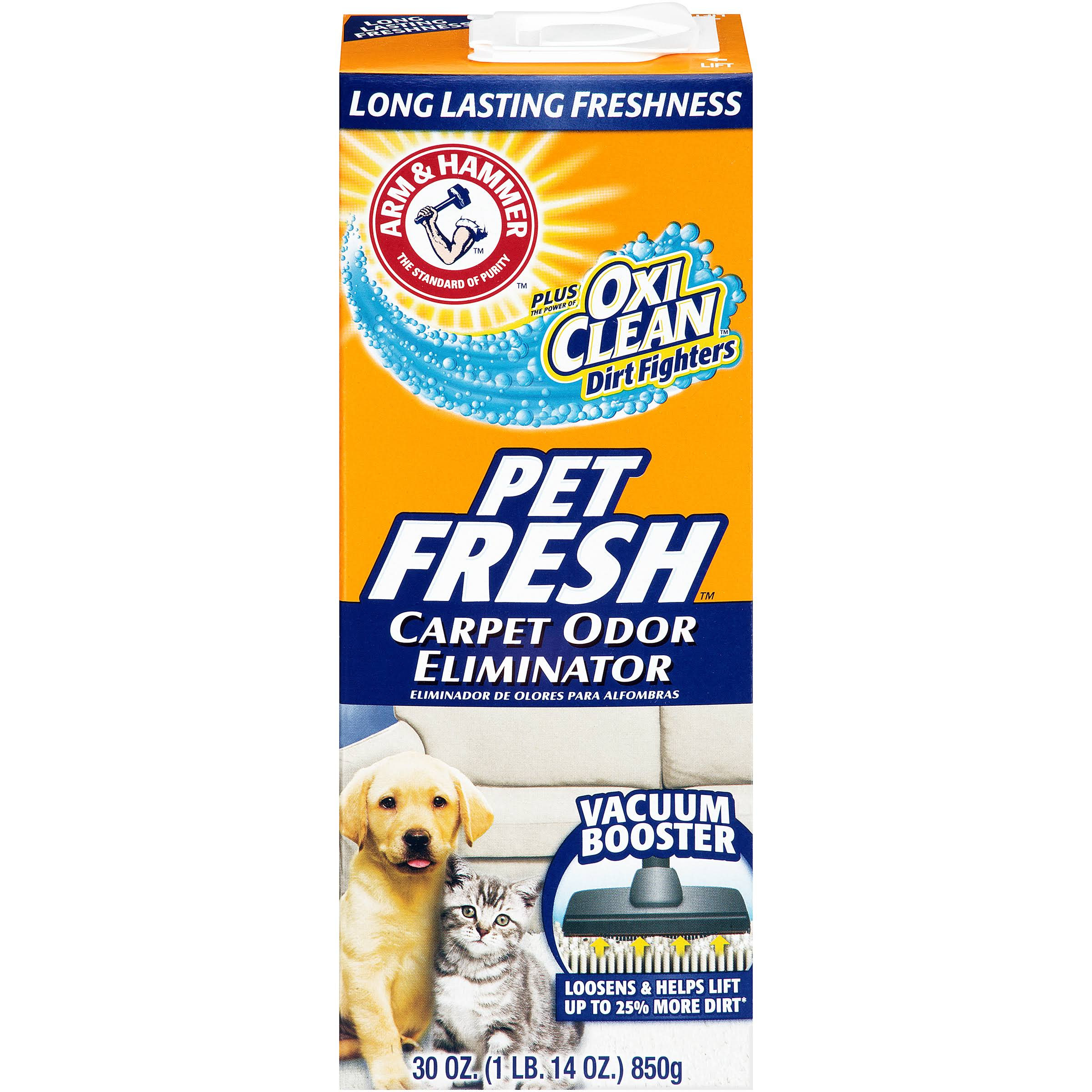 Arm & Hammer Pet Fresh Carpet Odor Eliminator - 30oz