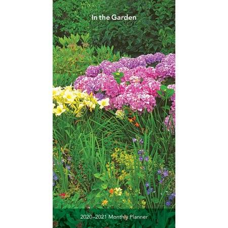 "In the Garden 2020 Two Year Monthly Pocket Planner - 3.5"" x 6.5"""