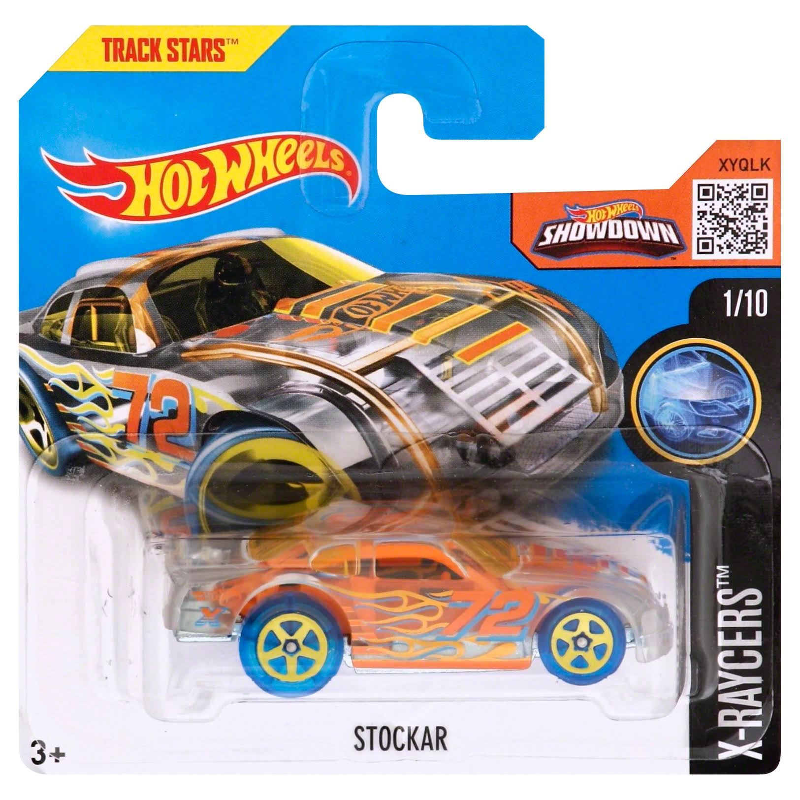 Hot Wheels 70 Pro Stock Camaro Car Toy - 1:10 Scale