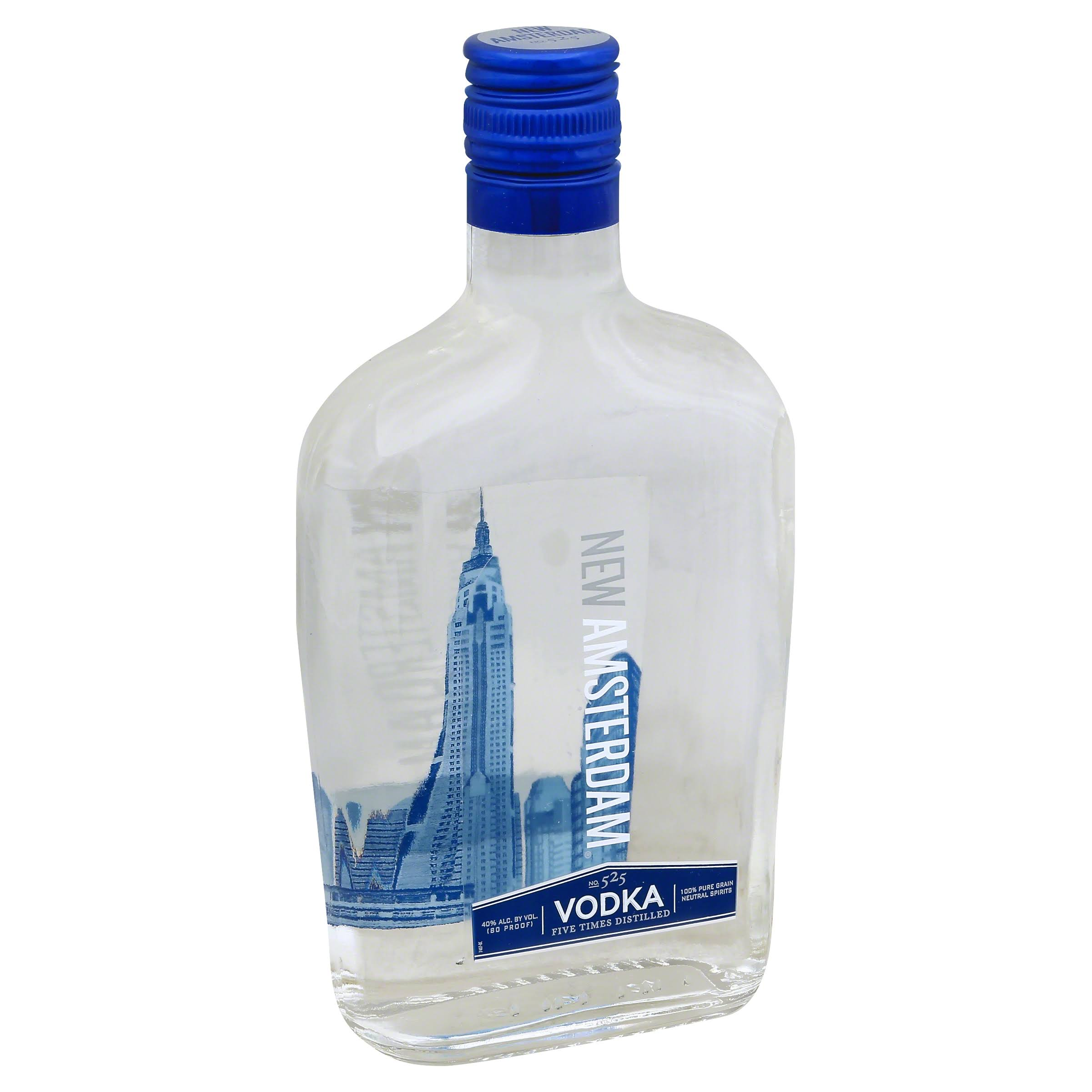 New Amsterdam Vodka - 375ml