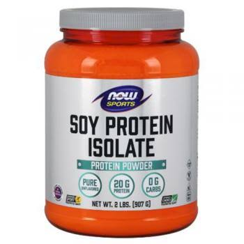 Now Foods Sports Soy Protein Isolate - 907g