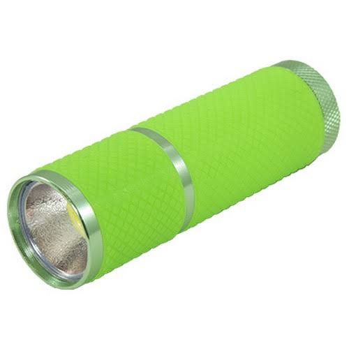 Promier Products 224110 COB Rubber Flashlight