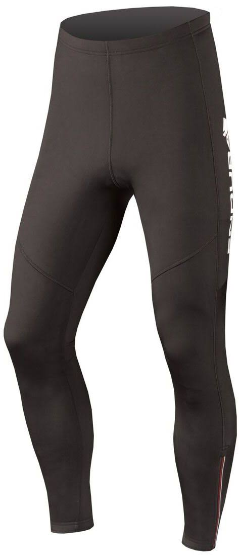 Endura Thermolite Cycling Tights - Medium, Black