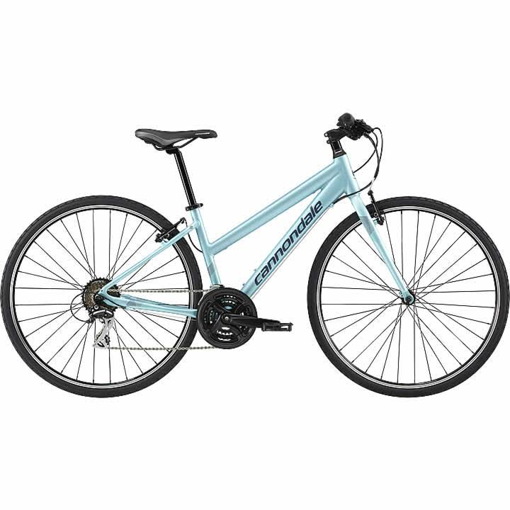 Cannondale Quick 8 Women's 2019 - Aqua - Medium