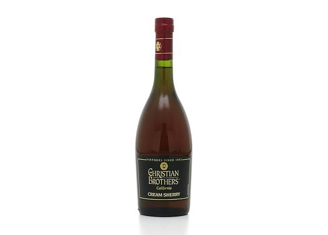 Christian Brothers Cream Sherry 750ML