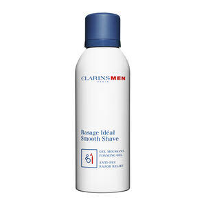 Clarins for Men Smooth Shave Foaming Gel - 150ml