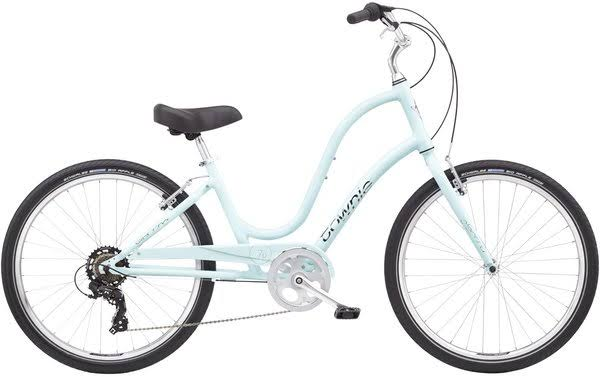 Electra Townie Original 7D Step-Thru Arctic Blue / Wmns