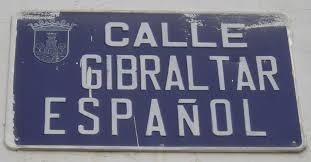 calle Gibraltar español