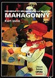 Mahagonny, de Bertolt Brecht
