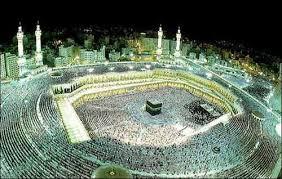 الحرم المكي لصلاة التراويح والقيام رمضان المبارك 1431ه