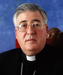 El obispo Juan Antonio Reig Pla